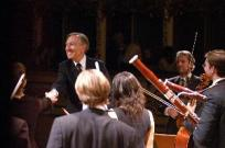 Claudio Abbado a Santa Cecilia