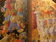 Beato Angelico Beati e dannati part. 1433-34
