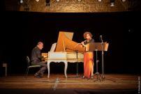 Laura Pontecorvo e Rinaldo Alessandrini. Foto Claudia Ioan