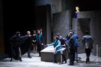 Claudio Monteverdi Il ritorno di Ulisse in patria. foto di insieme