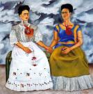 Frida Kahlo Le due Frida 1939