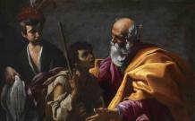 G. Lanfranco, Il ritorno del Figliol prodigo