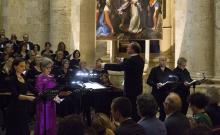 Petite Messe Solennelle,foto di insieme. foto Irene Trancossi