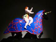 Niki De Saint Phalle The Unicorn 1994