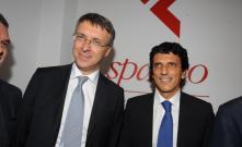 Raffaele Cantone e Michele Corradino
