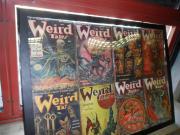 Copertine di Weird Tales d'epoca