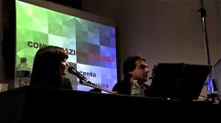 Maria Flavia Cerrato e Simone Santi Gubini