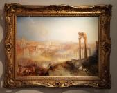 "William Turner: ""Modern Rome. Campo Vaccino"" (1839)."