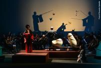 Butterfly, Sara Cortolezzis e Suzuki, Dyana Bovolo. Foto Riccardo Spinella