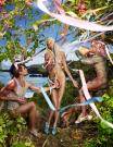 David LaChapelle - The birth of Venus