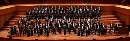 orchestra e coro con Pappano