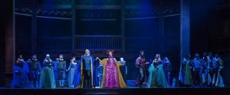 Romeo e Giulietta al Globe