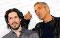 Jason Reitman e George Clooney